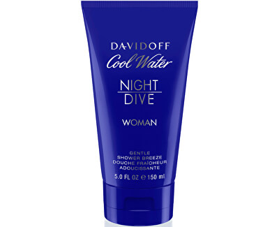 Davidoff Cool Water Night Dive For Women - gel de duș