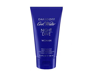 Davidoff Cool Water Night Dive For Women - loțiune de corp