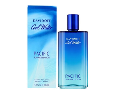 Davidoff Cool Water Pacific Summer Edition - EDT