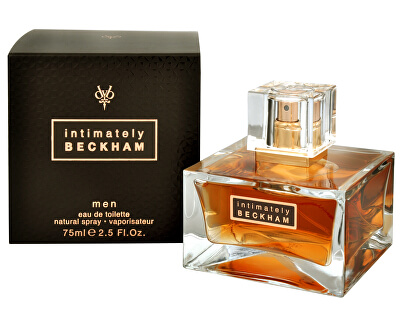 David Beckham Intimately Beckham For Men - EDT
