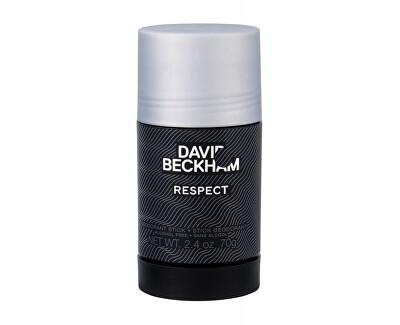 Respect - tuhý deodorant