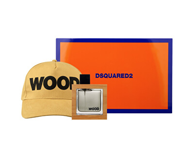 He Wood - EDT 50 ml + kšiltovka