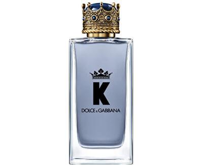 K By Dolce & Gabbana - EDT - Scontata - causa senza pellicola, manca circa 4 ml del profumo