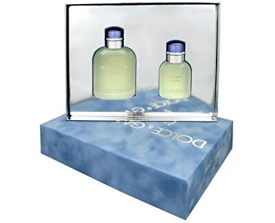 Light Blue Pour Homme - EDT 125 ml + EDT 40 ml