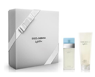 Dolce & Gabbana Light Blue - EDT 50 ml + cremă de corp 100 ml