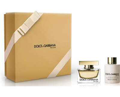 Dolce & Gabbana The One - EDP 50 ml + loțiune de corp 100 ml