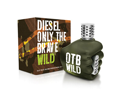Only The Brave Wild - EDT