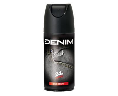Black - deodorant ve spreji