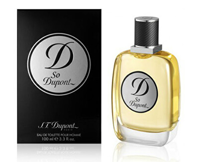 S.T. Dupont So Dupont Pour Homme - EDT