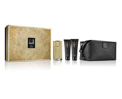 Icon Absolute - EDP 100 ml + sprchový gel 90 ml + balzám po holení 90 ml + kosmetická taška