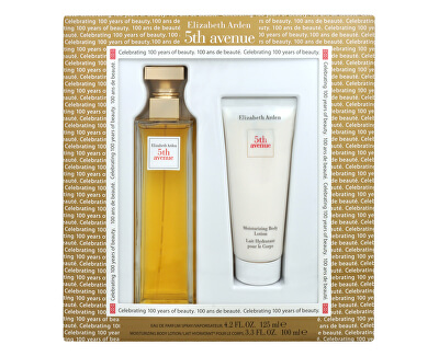 5th Avenue - EDP 125 ml + loțiune de corp 100 ml