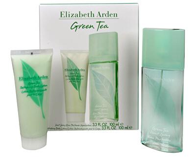 Green Tea - EDP 100 ml + telové mlieko 100 ml