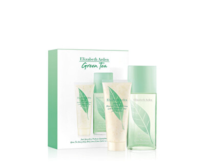Green Tea - EDP 100 ml + 100 ml Lapte de corp