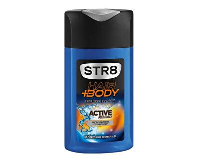 STR8 Active Reload - sprchový gel