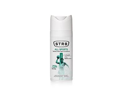 All Sport - deodorant ve spreji