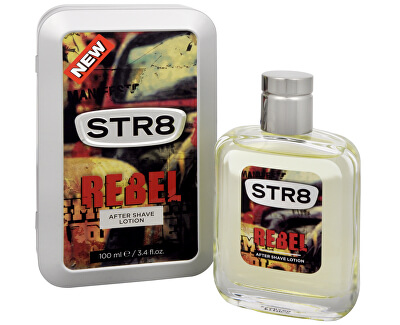 STR8 Rebel - After Shave