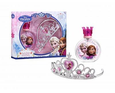 Disney Frozen - EDT 100 ml + coroană