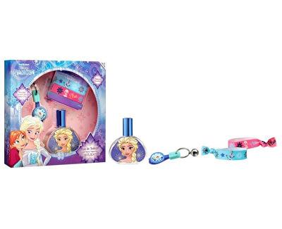 EP Line Disney Frozen - EDT 30 ml + klíčenka + 2x náramek
