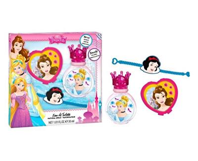 Princess - EDT 30 ml + náramek + zrcátko