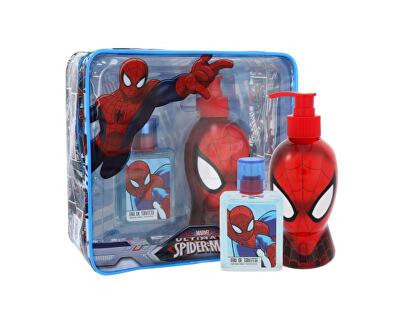 EP Line Spiderman - EDT 50 ml + gel de duș 250 ml