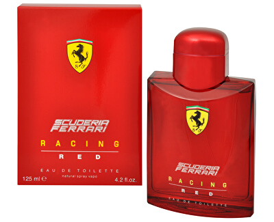Scuderia Racing Red - EDT