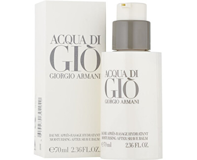 Acqua Di Gio Pour Homme - balzám po holení