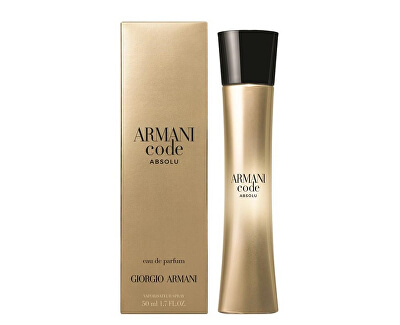 Code Absolu Femme - EDP