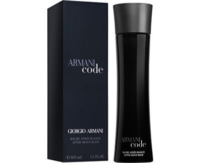 Armani Code For Men - balsam după bierberit