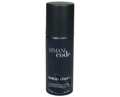 Armani Code For Men - deodorant ve spreji