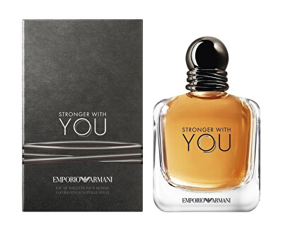 Emporio Armani Stronger With You - EDT