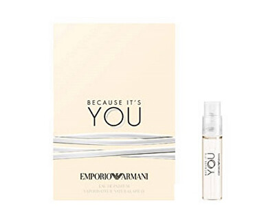 Emporio Armani Because It's You - EDP