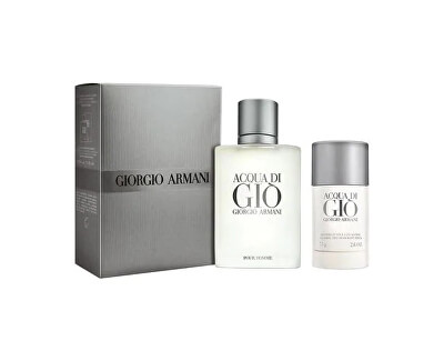 Acqua Di Gio Pour Homme - EDT 100 ml + Deodorant 75 ml