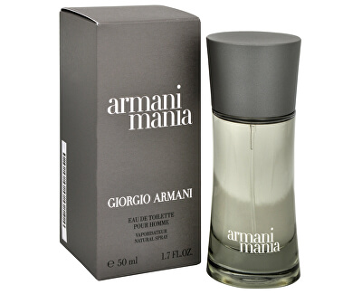Armani Mania For Men - EDT