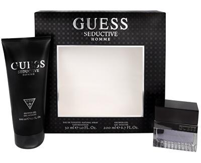 Guess Seductive Homme - EDT 30 ml + Gel de duș 200 ml