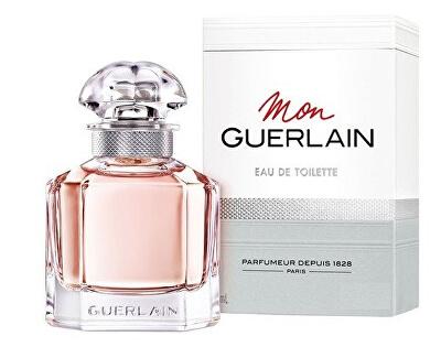 Mon Guerlain - EDT - SLEVA - bez celofánu, chybí cca 2 ml