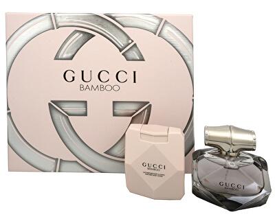 Gucci Bamboo - EDP 50 ml + lozione corpo 100 ml