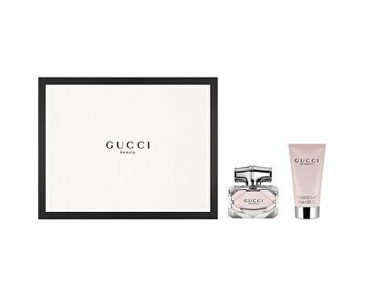 Gucci Bamboo - EDP 75 ml + testápoló 100 ml + golyós dezodor 7,4 ml
