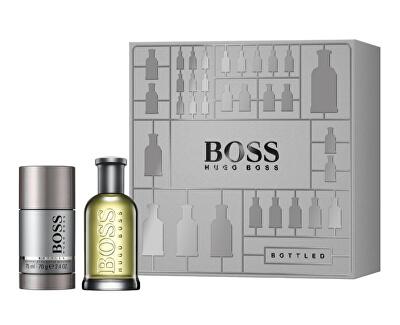 Boss No. 6 Bottled - EDT 50 ml + deodorant spray 75 ml
