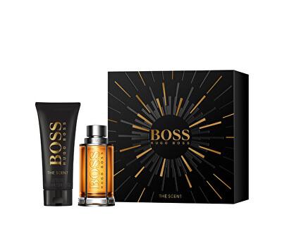 Boss The Scent - EDT 50 ml + gel de duș 100 ml