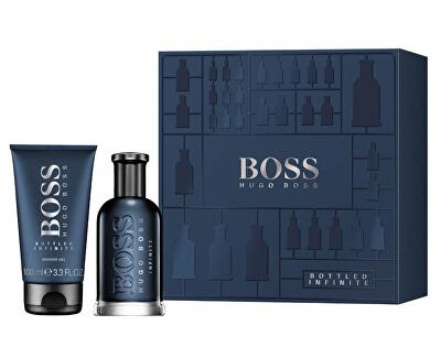 Boss Bottled Infinite - EDP 50 ml + sprchový gel 100 ml