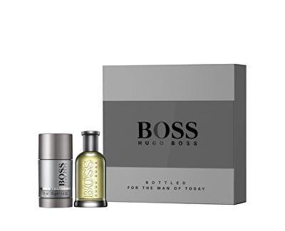 Boss No. 6 Bottled - EDT 50 ml + tuhý deodorant 75 ml
