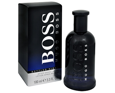 Hugo Boss Boss No. 6 Bottled Night - voda po holení