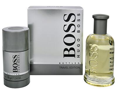 Boss No. 6 -apă de toaletă cu vaporizator100 ml + deodorant stick75 ml