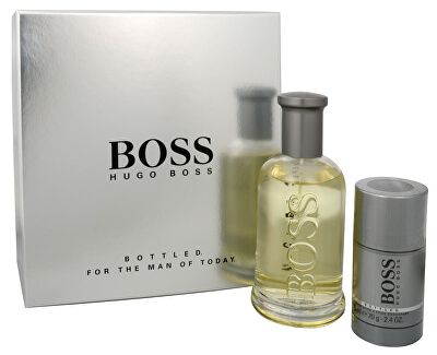 Hugo Boss Boss No. 6 Bottled - EDT 200 ml + deodorant dur 75 ml