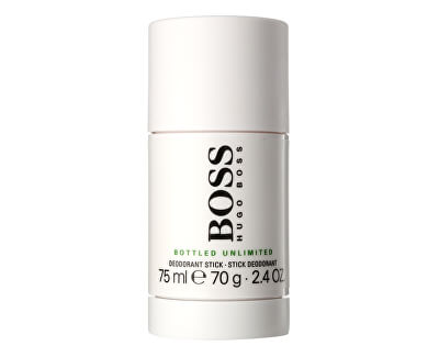 Hugo Boss Boss No. 6 Bottled Unlimited - tuhý deodorant