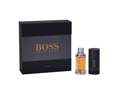 Hugo Boss Boss The Scent - EDT 50 ml + tuhý deodorant 75 ml