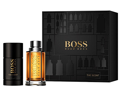 Boss The Scent - EDT 50 ml + deo stift 75 ml