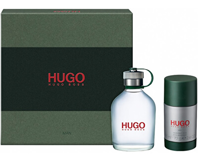 Hugo - EDT 75 ml + deodorant solid 75 ml