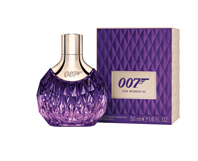 James Bond 007 For Women III - EDP