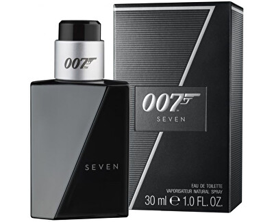 James Bond James Bond 007 Seven Intense - EDP